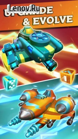 Galaxy Invaders: Alien Shooter v 1.12.1 Mod (Unlimited Coins/Gems)
