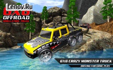 6x6 Offroad Jeep Drive v 0.6 (Mod Money/Unlocked)