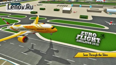 Airplane Simulator 2018 v 2.2 (Mod Money)