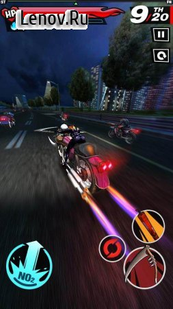 Fury Rider v 1.0.3 (Mod Money)