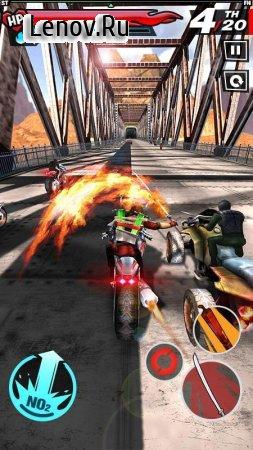 Fury Rider v 1.0.3 (Mod Money)