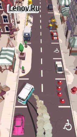 Drive and Park v 1.0.12 Мод (Unlocked)