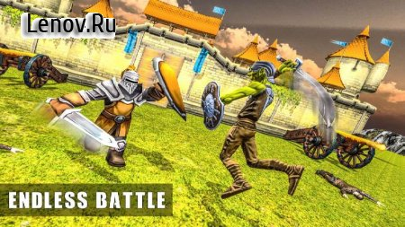 Castle Wall Defense: Fortress Fighting Hero v 1.0.7 (Mod Money)