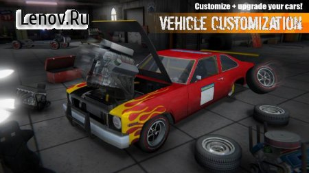 Demolition Derby 3 v 1.0.034 (Mod Money)