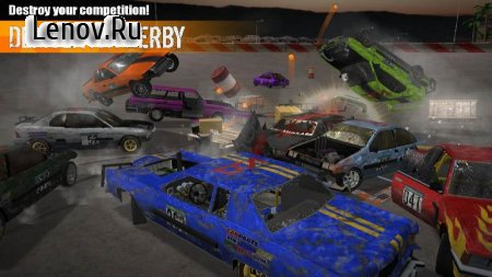 Demolition Derby 3 v 1.1.012 (Mod Money)