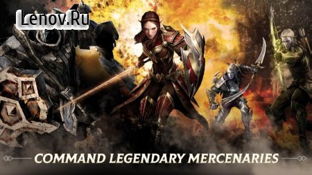 Lineage II: Dark Legacy v 0.12.1 (God Mode & More)