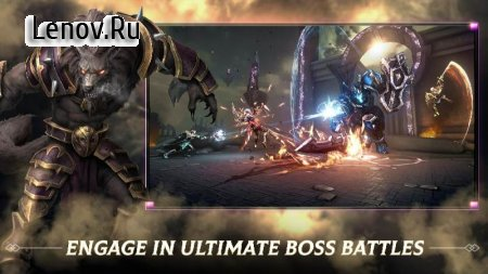 Lineage II: Dark Legacy v 0.12.1 (God Mode & More)