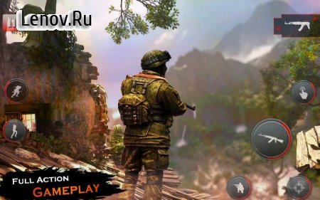 Sniper Cover Operation: FPS Shooting Games 2019 v 2.0 Мод (Unlimited Gold Coins)