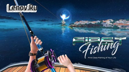 First Fishing v 1.0.10 Мод (One Hit Kill)