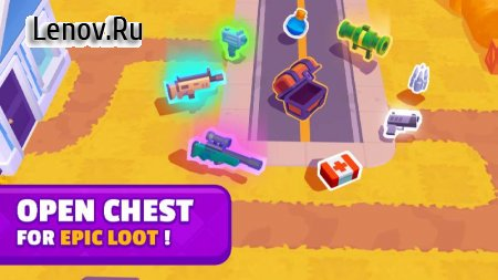 Battle Stars Royale v 1.0.3 Мод (Bullet use is not reduced)