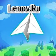 Paper Plane Planet v 1.106 (Mod Money)