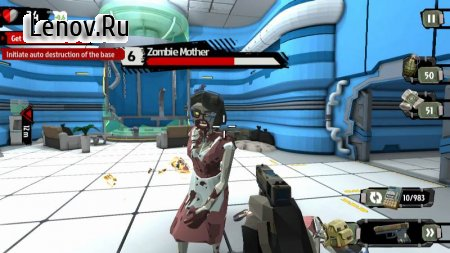 The Walking Zombie 2: Zombie shooter v 2.3 Мод (Unlimited Gold/Silvers)