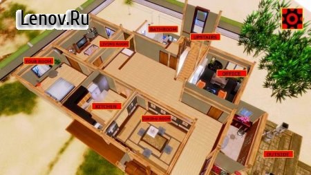 House Arrest (18+) v 2.0 Мод (полная версия)