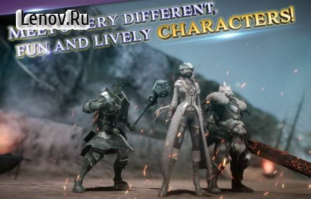 The Last Slain: Inherits the Legends v 1.0.30 Мод (x5 DMG/DEF)