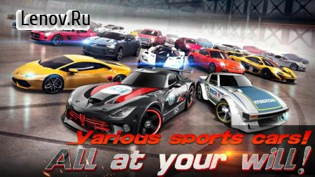 Driving Drift: Car Racing Game v 1.1.1 (Mod Money/Unlocked)