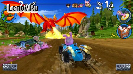 Beach Buggy Racing 2 v 1.6.6 (Mod diamonds)