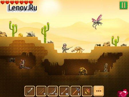 Adventaria: 2D World of Craft & Mining v 1.5.3 (Mod Money)