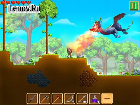 Adventaria: 2D World of Craft & Mining v 1.5.0 (Mod Money)