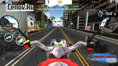 Traffic Rider: Highway Race Light v 1.0 (Mod Money)