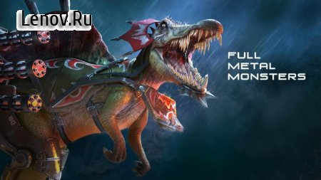 FULL METAL MONSTERS v 0.7.4 (Mod Ammo)