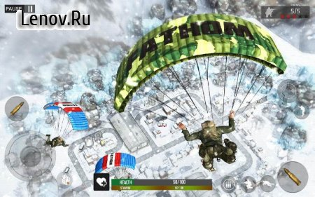 Winter survival Battle Royale v 2.1 Мод (Free Shopping)