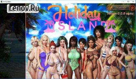 Holiday Island (18+) v 0.1.7.2 Мод (полная версия)