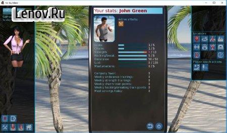 Holiday Island (18+) v 0.1.8.0 Мод (полная версия)