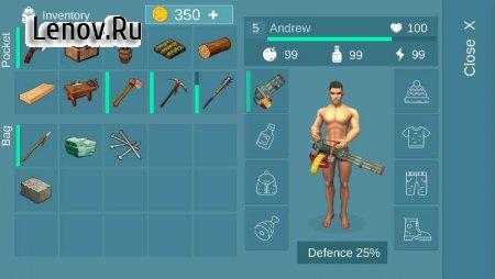 Jurassic Island 2: Lost Ark Survival v 0.9 (One Hit/God mod & More)