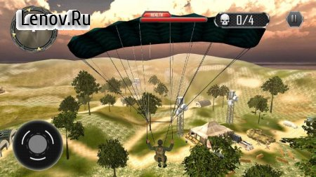 Last Commando Survival: Free Shooting Games v 3.5 Мод (Free Shopping)