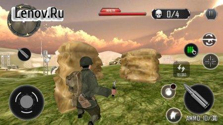 Last Commando Survival: Free Shooting Games v 3.5 Мод (Free Shopping)
