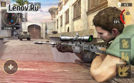 Frontline Critical Strike: New FPS Shoot War v 1.0.2 Мод (Free Shopping)
