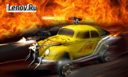 Demolition Derby 2: Turbo Drift 3D Car Racing game v 1.5 Мод (Buy weapons counter-added currency)