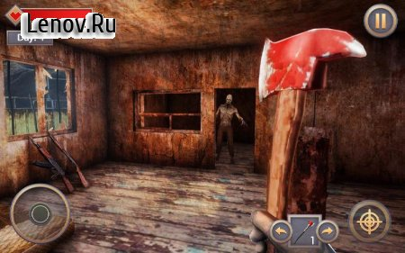 Zombie Survival Last Day - 2 v 1.0 Мод (The characters invincible)