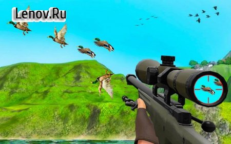 Wild Duck Hunting 2018 v 1.0.6 Мод (Free Shopping)