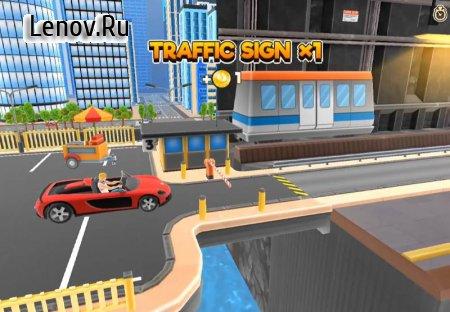 Uphill Rush USA Racing v 1.01.1 (Mod Money)