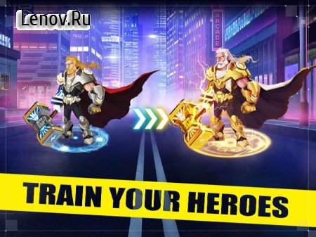 Epic Hero Defense v 1.7.20 Мод (X100 DMG/NO SKILL CD)