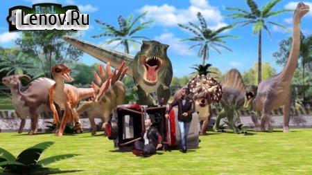 Real Dinosaur Simulator : 3D v 1.3 Мод (Unlocked)