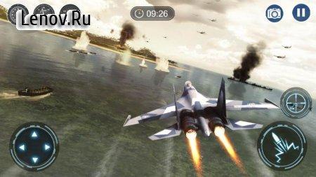 Skyward War - Mobile Thunder Aircraft Battle Games v 1.1.4 Мод (Free Shopping)