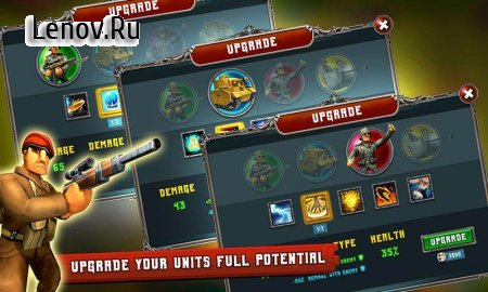 World War 2 Tower Defense Game v 1.0.6 (Mod Money)
