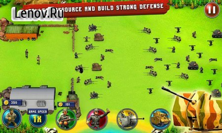 World War 2 Tower Defense Game v 1.0.6 (Mod Money)
