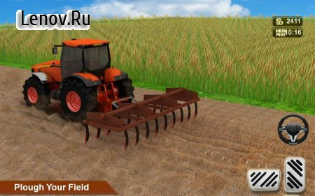 Real Tractor Farming Simulator 2018 v 1.0 (Mod Money)