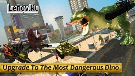 Dinosaur Battle Survival v 3.3 (Mod Money)