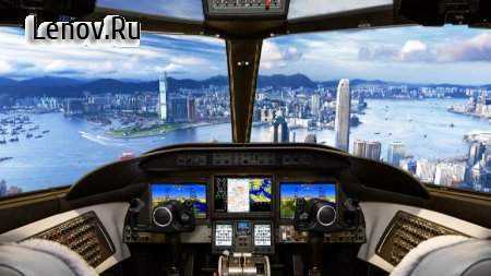 Airplane Real Flight Simulator 2019: Pro Pilot 3D v 1.2 (Mod Money)