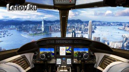 Airplane Real Flight Simulator 2019: Pro Pilot 3D v 2.1 (Mod Money)