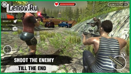 Free Squad Survivor :Modern battleground 2k18 v 1.1 (Mod Money)