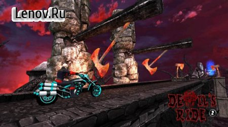 Devil's Ride 2 v 1.7 (Mod Money/Unlocked)