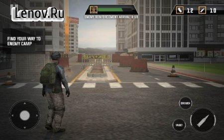 Counter Terrorist Agents Story v 1.4 Мод (Free guns/characters)