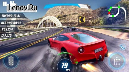 Speedway Drifting- Asphalt Car Racing Games v 1.1.5 (Mod Money)