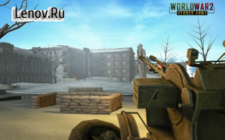 World War 2 Heroes Army v 2.0 Мод (Free firearms)