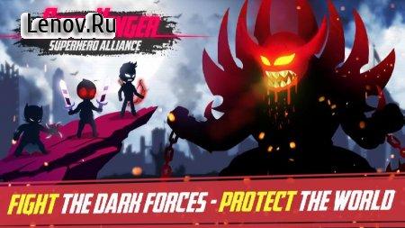 Stickvenger Superhero Alliance v 0.4.08 (Mod Money)